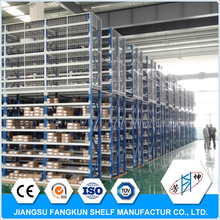 storage mezzanine floor rack supported warehouse metal racking