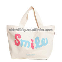 Eco-friendly Material Canvas handle Bag