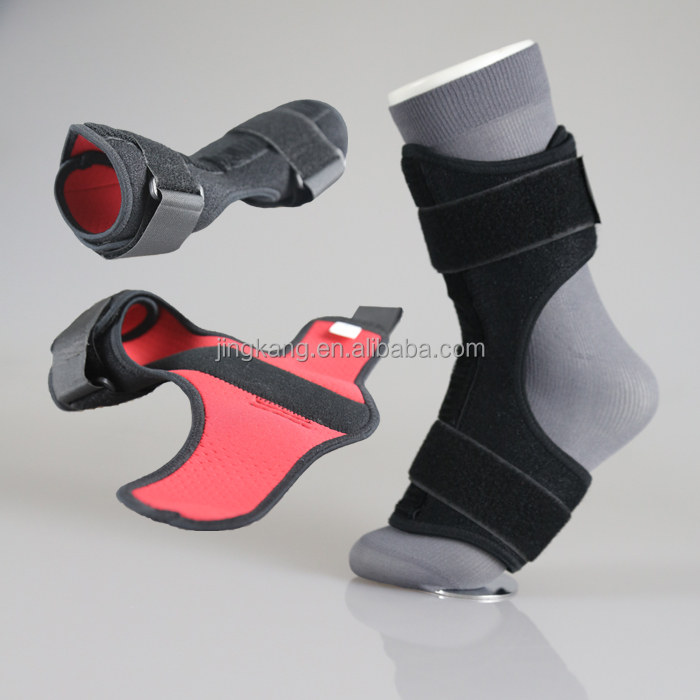 Adjustable Ankle Stabilizer foot srop splint Ankle Brace Ankle Support for plantar fasciitis