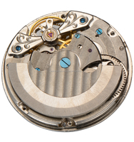 Automatic mechanical watch movement asain watch movement tourbillon watch movement