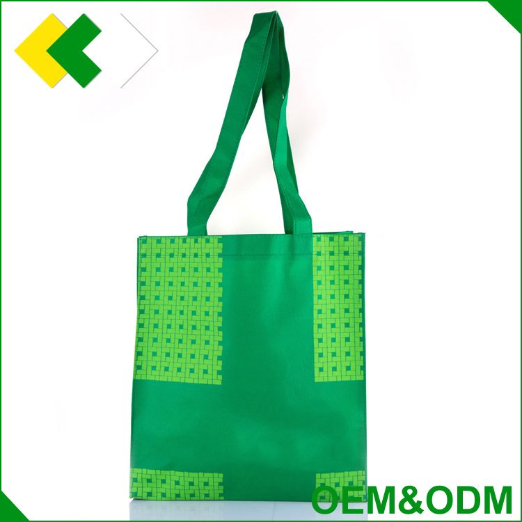 customized eco-friendly pp non-woven shopping bag tote foldable promotional printing eco non woven bag