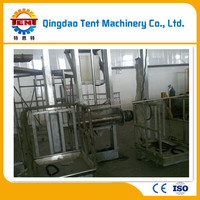 Automatic chain-type cattle peeling machine
