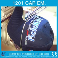 SINGLE HEAD CAP EMBROIDERY MACHINE WITH 12 NEEDLES CAP BARUDAN EMBROIDERY MACHINE