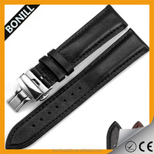 Genuine Leather For Watch Belt,Leather Military Watch Strap,Handcrafted Genuine Leather