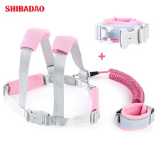 Anti Lost <strong>Safety</strong> Wrist Link Kids Reflective Anti-lost Walking Harness Baby Harness <strong>Safety</strong> Leash
