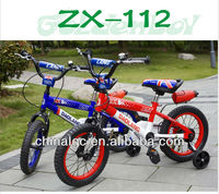 new design 16 inch hot sale kids bmx bike export to japan 6 years old with high quality plastic basket for boys