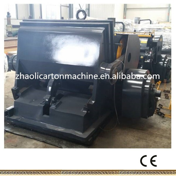 ML1200 mm Die Cutting Machine Used for Cardboard