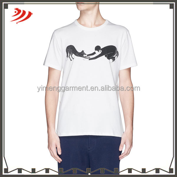 hot selling big and tall clothing men short t shirt wholesale