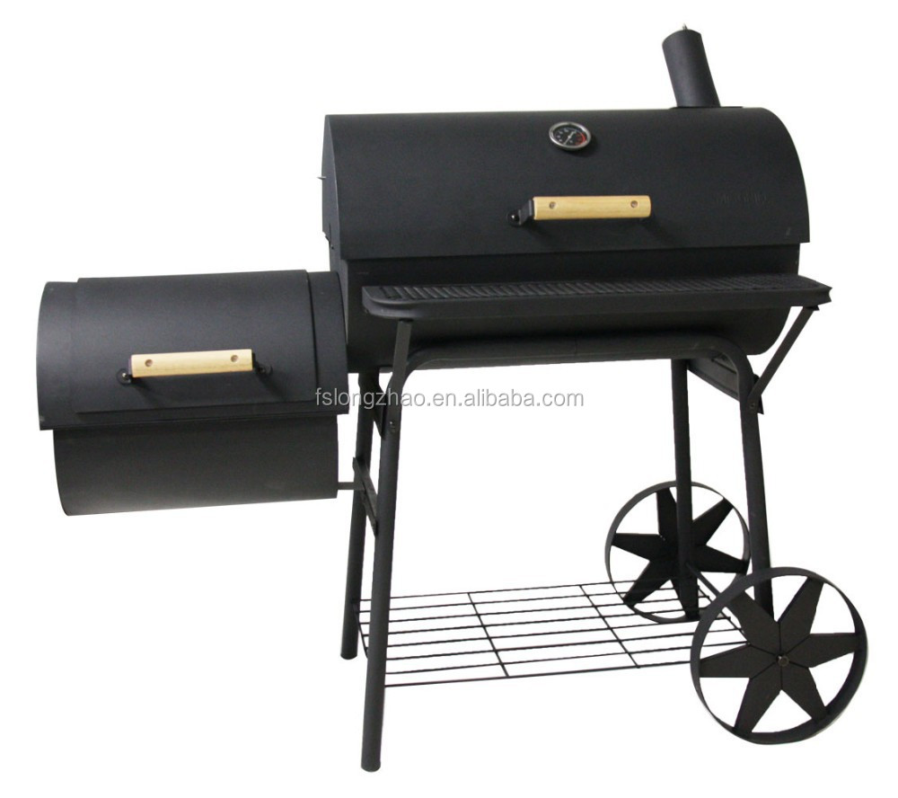 2015 New CE ,SGS & UL Approved Outdoor pellet BBQ Smoker /Grill