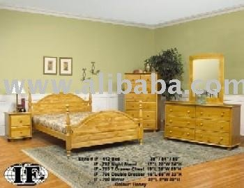 Europa Bedroom Set