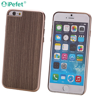 High Quality Phone Accessories Prevail Natural wood for iphone case