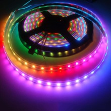 Addressable 30leds 60leds 96leds 144leds rgb strip ws2812 led strip