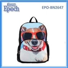 Waterproof Cheap Children's Cartoon animal 3D backpack