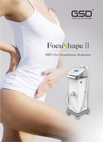 GSD ultrasonic 3-in-1 slimming & skin tightening machine