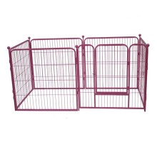 Dog exercise play pen pet playpen / Lowes used portable indoor folding dog kennels and run fence panels for sale