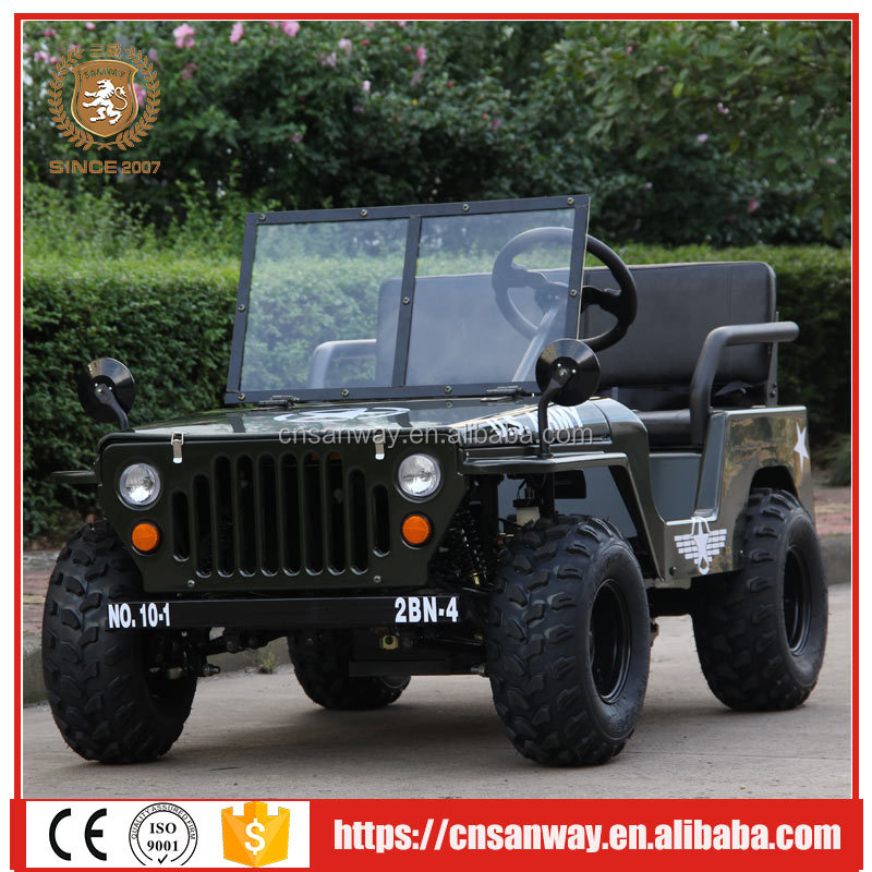 800W electric mini jeep with UNITE Motor for European market