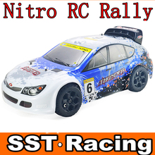 nitro rc rally car 1 10 on road 4x4 car for adult toys with 18 cxp taiwan engine
