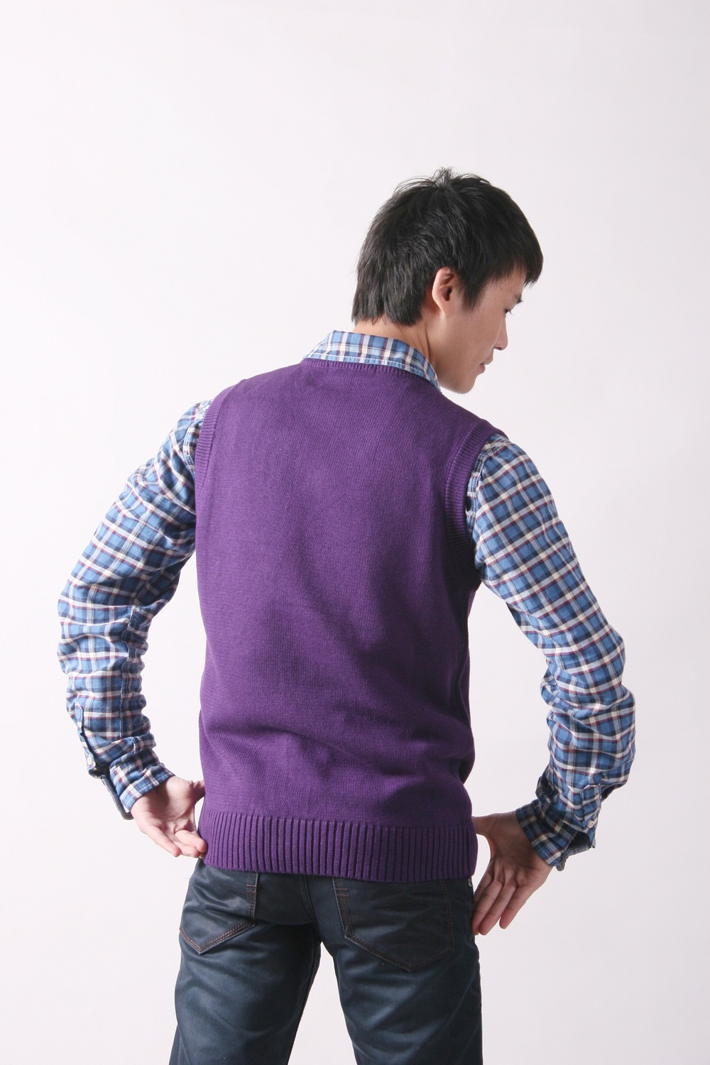 Mens Purple Argyle Sweater Knitting Pattern - Buy Argyle ...