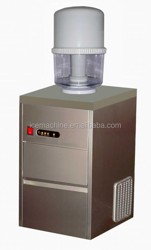 IM-26CB Ice Maker with Water Bottle