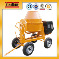 Petrol Engine Powered Cement Mixer SM350