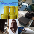 PVC glue for bonding PVC film with MDF/particle board use in speaker,wood dorr,furniture VSM8808