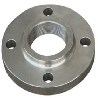 ANSI B16.5 stainless steel forged thread socket weld flange