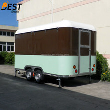 BestEnjoy New model mobile BBQ food trailer for sale fast BBQ food trailer with wheels new BBQ food trailer vending