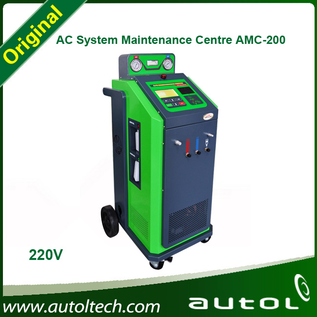 greatly improve the cleaning automatic AMC-200 AC System Maintenance