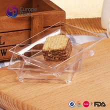 Wholesale new deisgn safety material plastic sauce dish