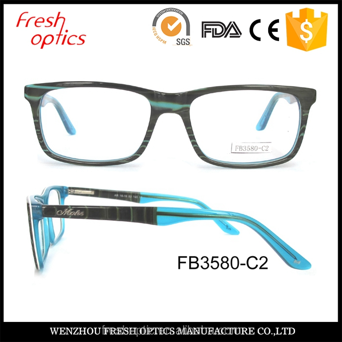 New design fashion spectacle frame