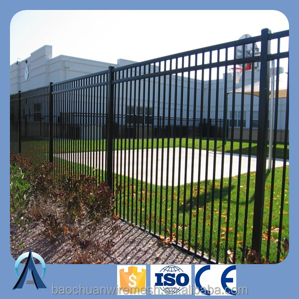 China Supplier Wholesale Aluminium Fence Panels for Garden Fencing, Aluminium Swimming Pool Fencing