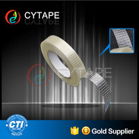 Self adhesive strength waterproof insulation tape for heavy-load strapping
