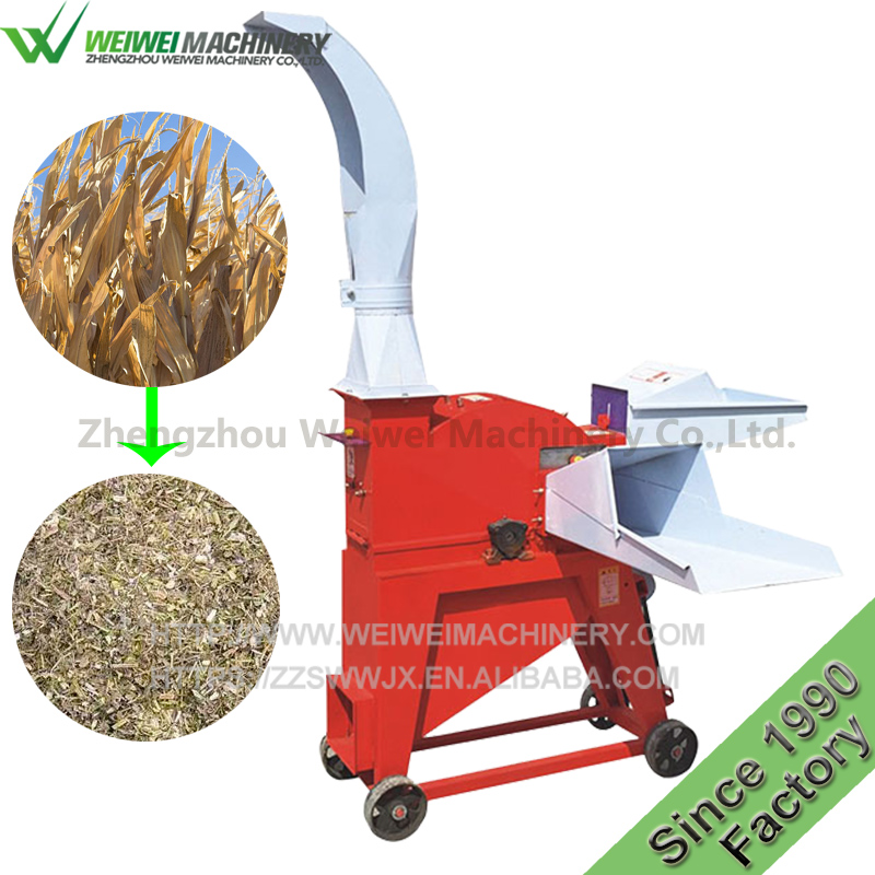 Weiwei agriculture manufacturers hot selling animal pellet feed processing machinery