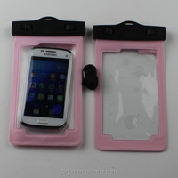 Pvc Waterproof Case For Samsung Galaxy Mega 6.3''