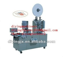 2012 hot sell 3 sides sealing automatic toothpick wrapping machine