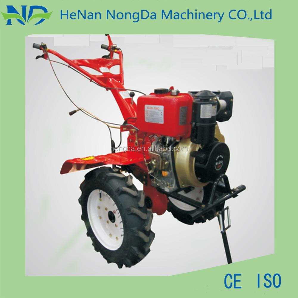 Diesel engine 6hp power tiller