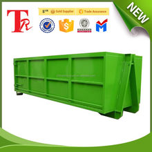 cheap recycling bin Outdoor Customized RoRo bin waste hooklift truck body