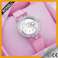 promotion watch wholesale with your own logo gor kids cute lovely pictures hot sale watch