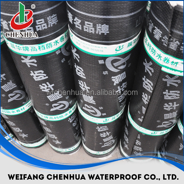 Torch-on SBS/APP bitumen for waterproofing membranes with high quality