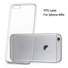 Guangzhou China Manufacturer Factory Wholesale Cheap TPU Mobile Phone Case For iPhone 6 plus 5.5 inch