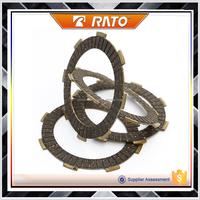 Hot sale cheap paper base motorcycle clutch friction plate