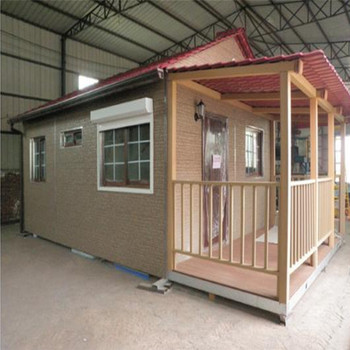 Prefabricated mobile living house container for sale