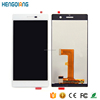 Replacement repair glass for huawei p7 lcd touch screen