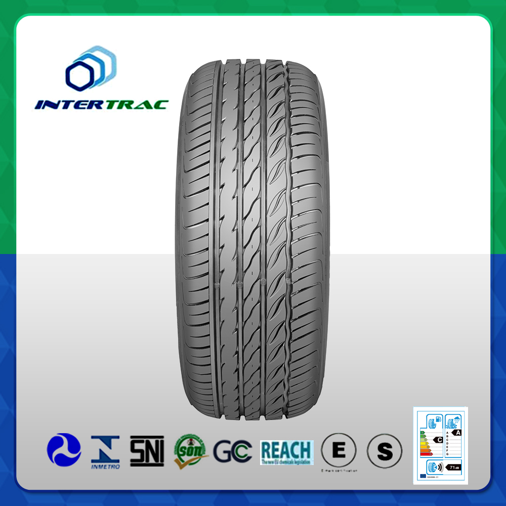 Intertrac Car high quality wholesale Intertrac Pcr tyre 205 55 16