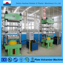 China Dalian High Quality Heat Rubber Press Vulcanizer