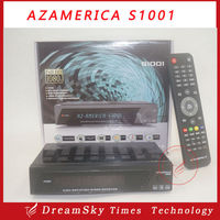 For South America Azamerica S1001 Satellite Receiver Az america s1001 HD IKS SKS Nagra 3 Decoder