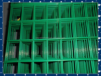 Electric wire mesh panel welded fence alibaba china manufacture supply