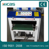 Hicas HS1000R-R woodworking machinery double brush sander sealer sander cabinet door sanding machine