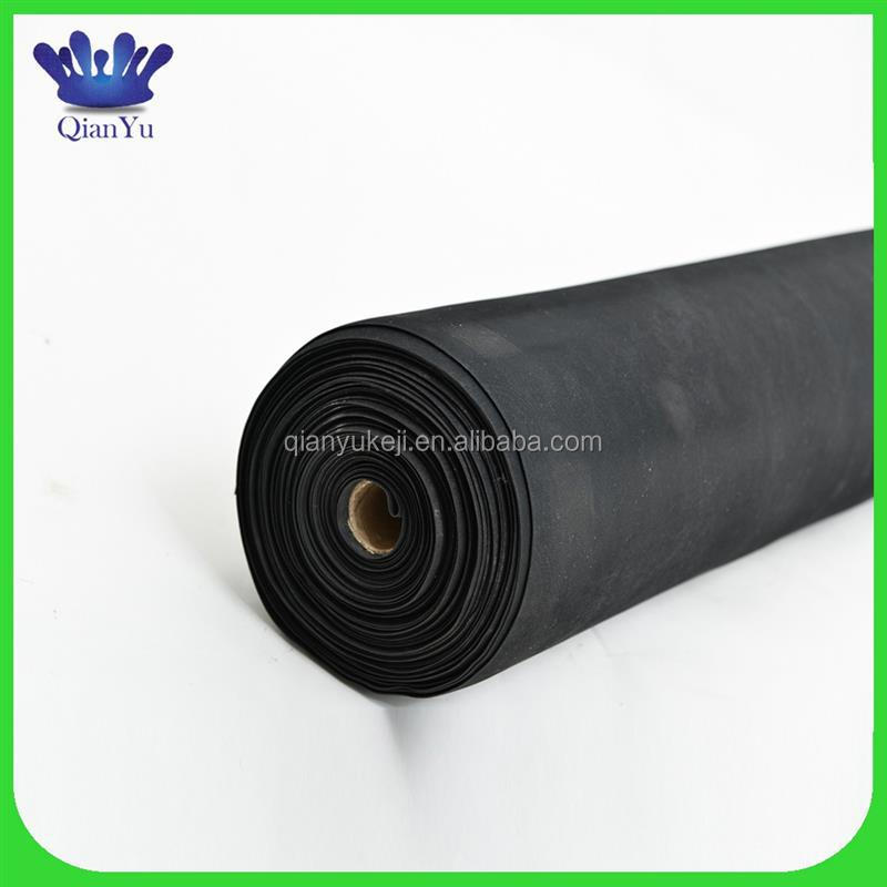 made in China white/black epdm roof waterproof membrane