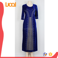 Factory Price Newest Women fashion arabic kaftan